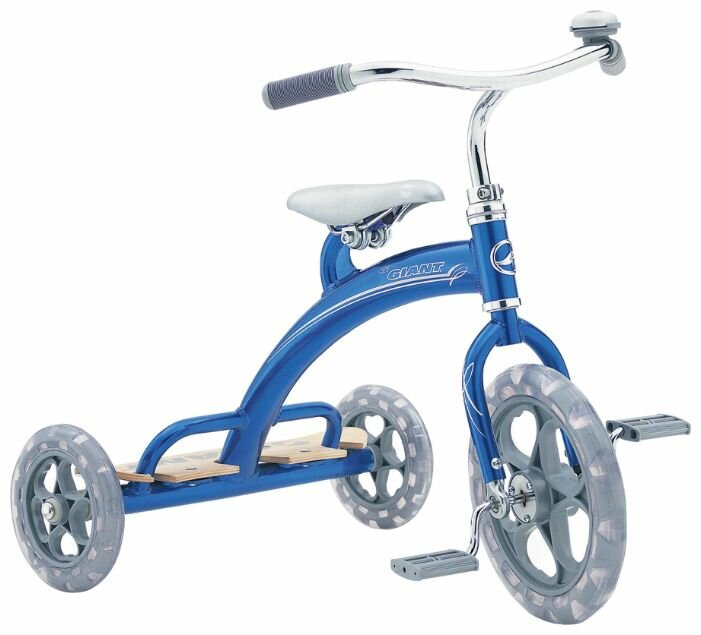 Трехколесный велосипед Giant Lil Giant Tricycle 10 (2010)