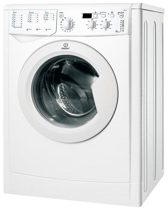 Стиральная машина Indesit IWUD 4085 CIS белый