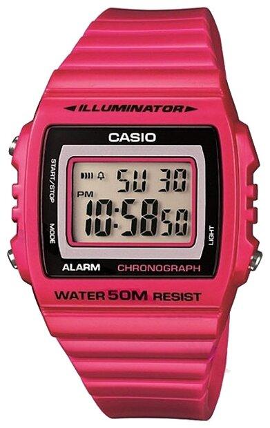 Наручные часы CASIO W-215H-4A