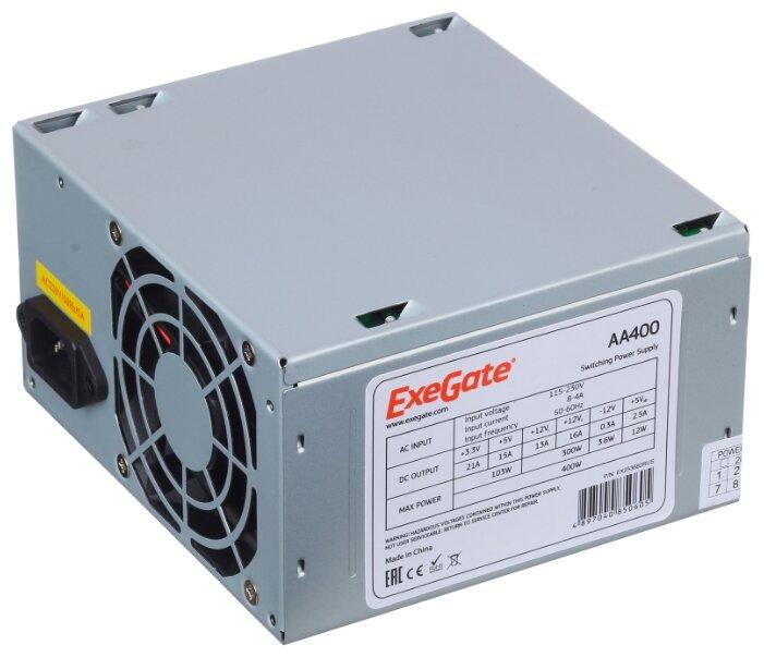 ExeGate Блок питания ExeGate AA400 400W