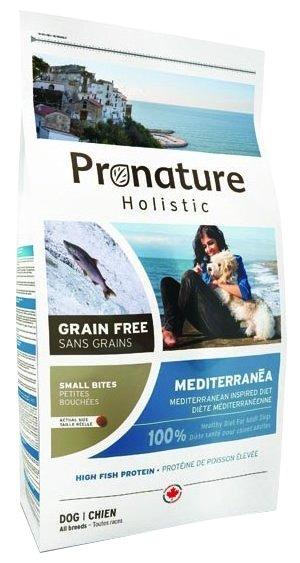 ProNature Средиземноморское меню с сельдью, лососем и чечевицей для собак малых пород (2 кг)