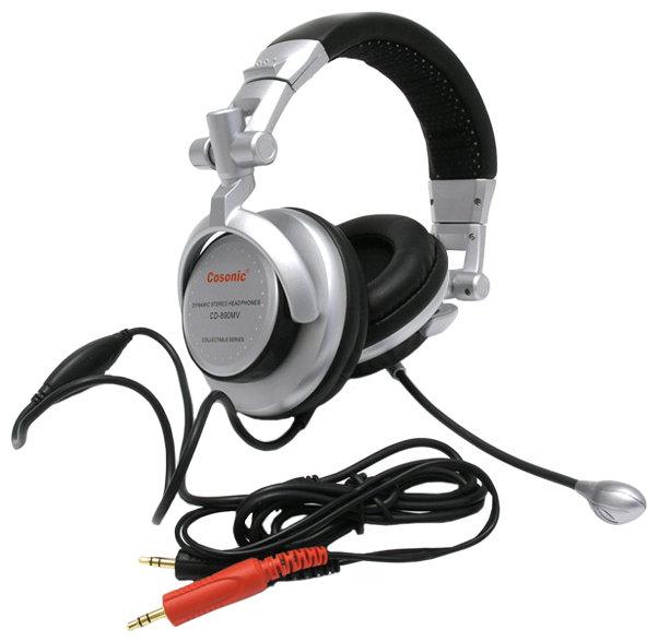 Компьютерная гарнитура Cosonic CD-890MV