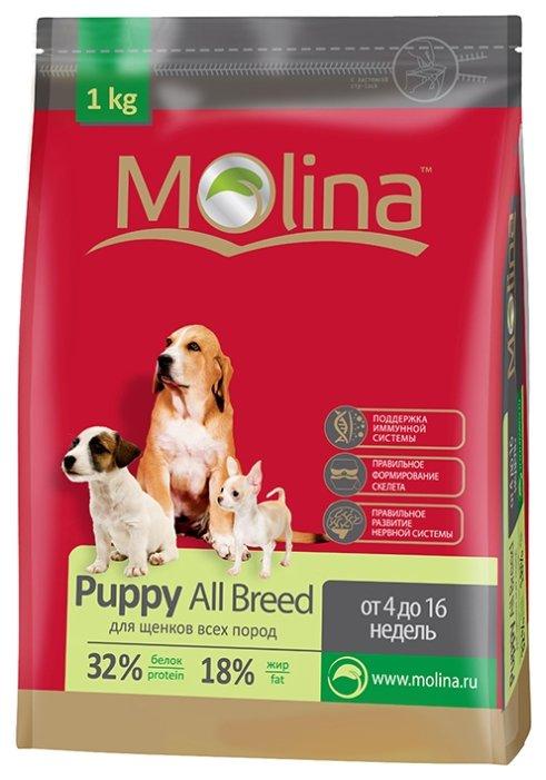 Корм для собак Molina Puppy All Breed (1 кг)