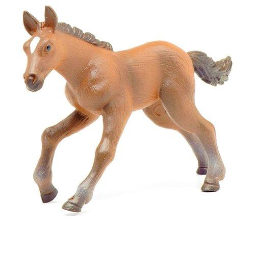 Купить Фигурка Mojo Farmland Ганноверский жеребенок 387072, Игровые наборы и фигурки