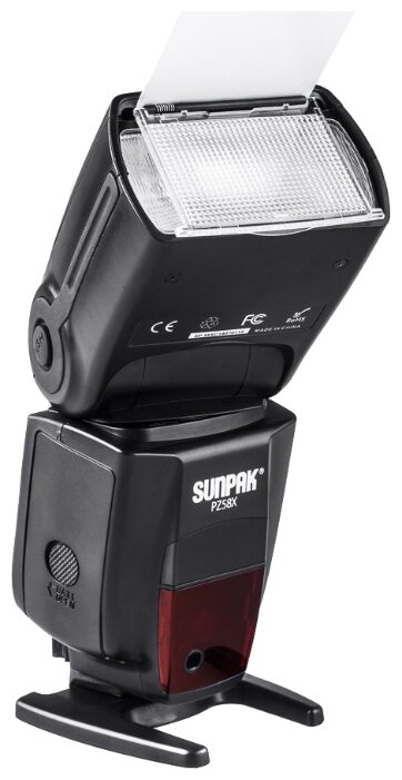 Вспышка Sunpak PZ58X for Canon