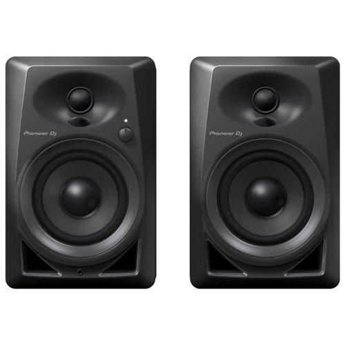 Купить Полочная акустическая система Pioneer DJ DM-40 black