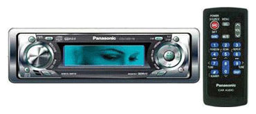 Автомагнитола Panasonic CQ-C8352N