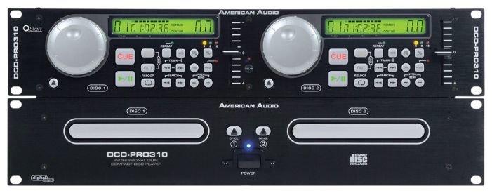 American Audio DCD-PRO 310