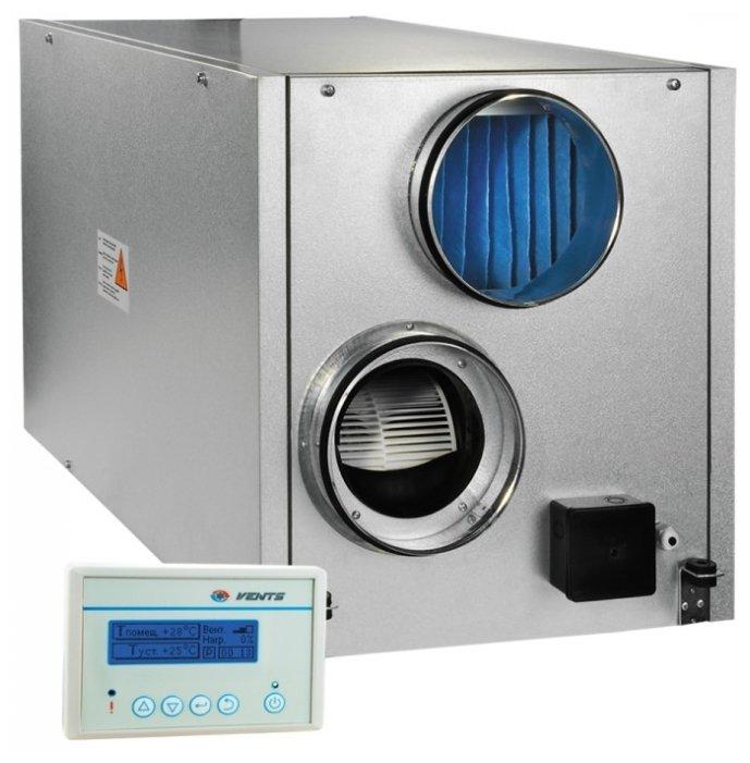 Вентиляционная установка VENTS ВУТ 600 ЭГ
