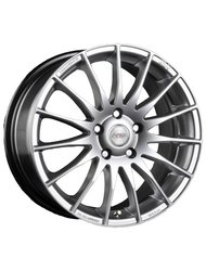 Диски Racing Wheels H-428 6,5x15 5x105 D56.6 ET35 цвет BKFP - фото 1
