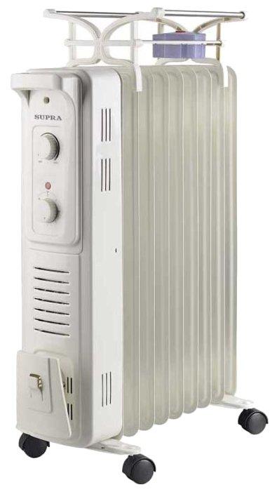 Масляный радиатор SUPRA ORS-09F-HD