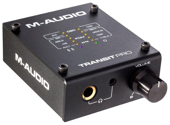 ЦАП M-Audio Transit Pro