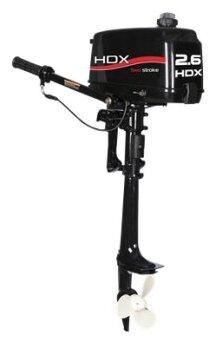 Лодочный мотор HDX T 2.6 CBMS