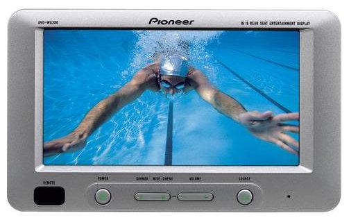 Автомобильный монитор Pioneer AVD-W6200
