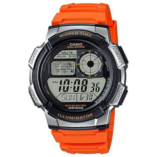 Наручные часы CASIO AE-1000W-4B casio часы casio ae 2100w 4a коллекция digital