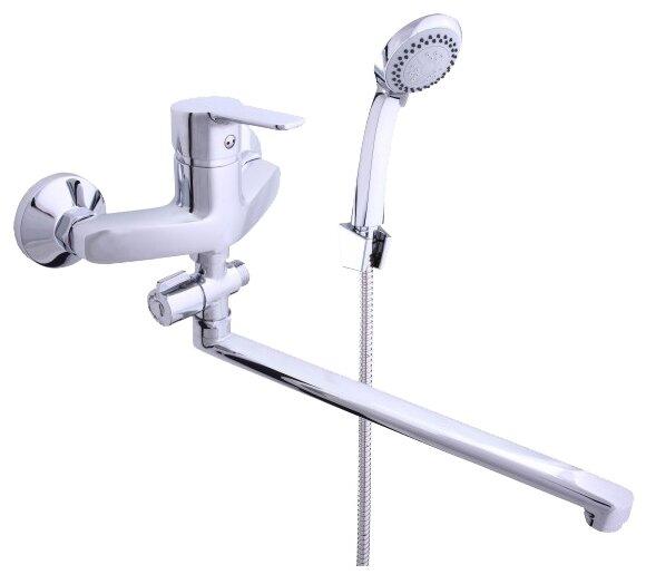 Однорычажный смеситель универсальный Rubineta Uno-12/C