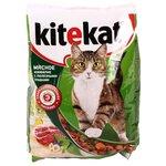 Kitekat Сухой корм Мясное изобилие с полезными травами (0.4 кг)