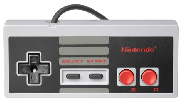 Nintendo Геймпад Nintendo Classic Controller Mini