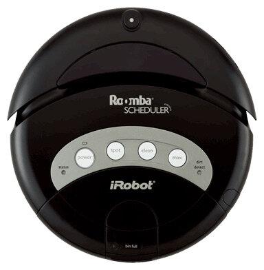 Робот-пылесос iRobot Roomba Scheduler