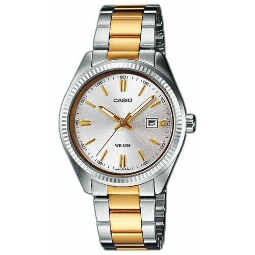 Наручные часы CASIO LTP-1302SG-7A наручные часы casio ltp 1358rg 7a