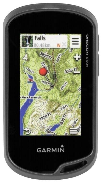 GPS-туристический Garmin Oregon 650 010-01066-20