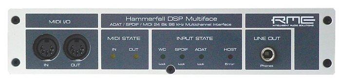 Внешняя звуковая карта RME Multiface