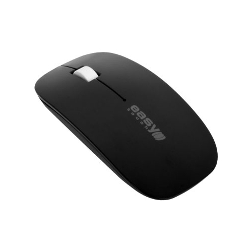 Мышь Easy Touch WIRELESS MICE ET-9611RF SHELL Black Wi-Fi