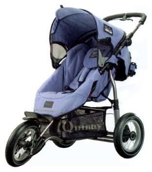 Универсальная коляска Quinny Dreamy Freestyle XL