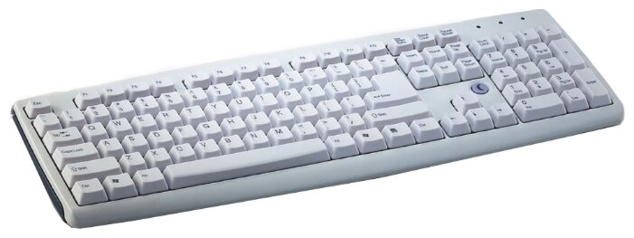 Клавиатура Genius Comfy KB-06 XE White PS/2