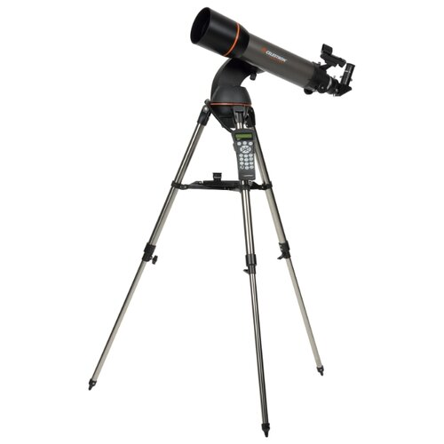 Фото - Телескоп Celestron NexStar 102 SLT черный маска alpina carvy 2 0 slt