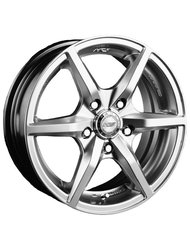 Racing Wheels H-373 6.5x15 5x114.3 ET 40 Dia 67.1 HS HP - фото 1