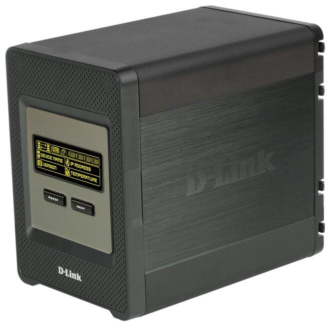 Сетевой накопитель (NAS) D-link DNS-346