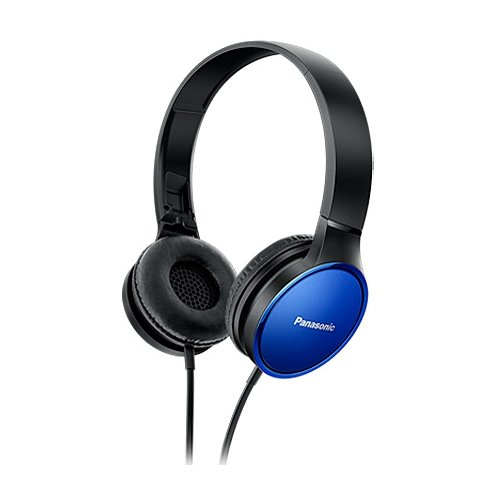 Наушники Panasonic RP-HF300GC black/blue наушники panasonic rp hf300gc a черно синий