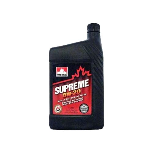 Моторное масло Petro-Canada Supreme 5W-20 1 л