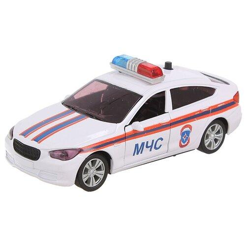 Легковой автомобиль Autogrand Bavaria Gran Turismo МЧС (53420) 1:36 белый