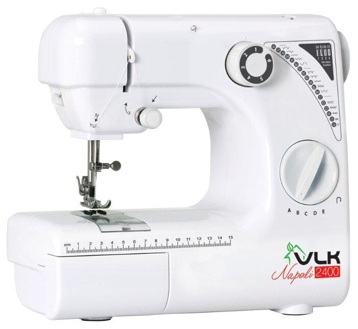 Сравнение с VLK 2400 швейная машина