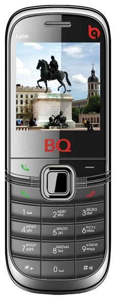Bq-Mobile BQM-1402 Lyon Red/Gold