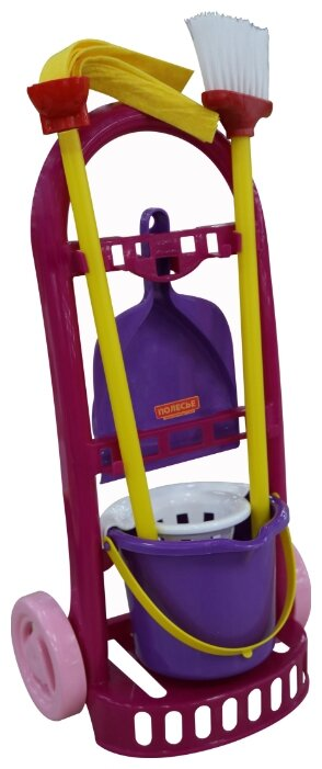 Набор Palau Toys Чистюля-мини 44747/42910