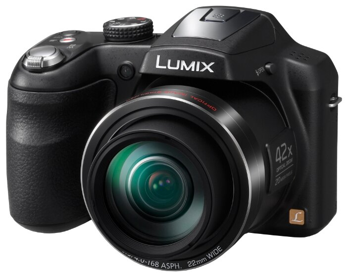 Компактный фотоаппарат Panasonic Lumix DMC-LZ40