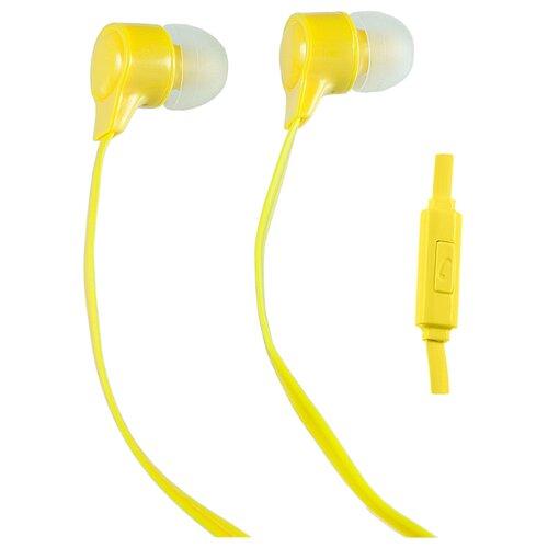 Купить Наушники Perfeo Handy yellow