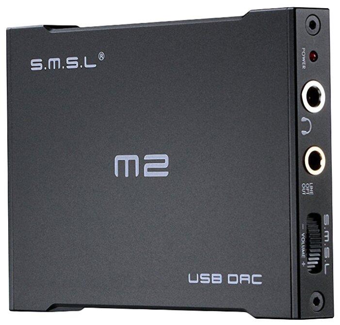 Усилитель для наушников S.M.S.L M2