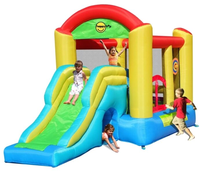 Надувной комплекс Happy Hop Игровая Зона 9506N