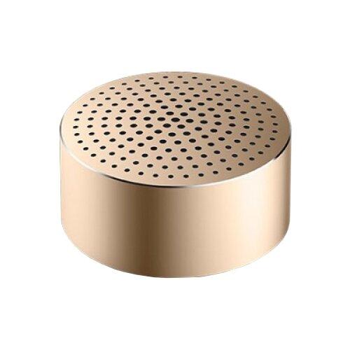 Портативная акустика Xiaomi Mi Bluetooth Speaker Mini золотистый