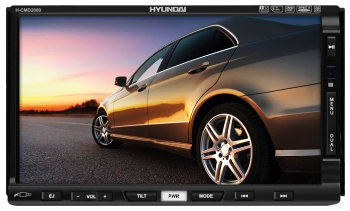 Автомагнитола Hyundai H-CMD2009