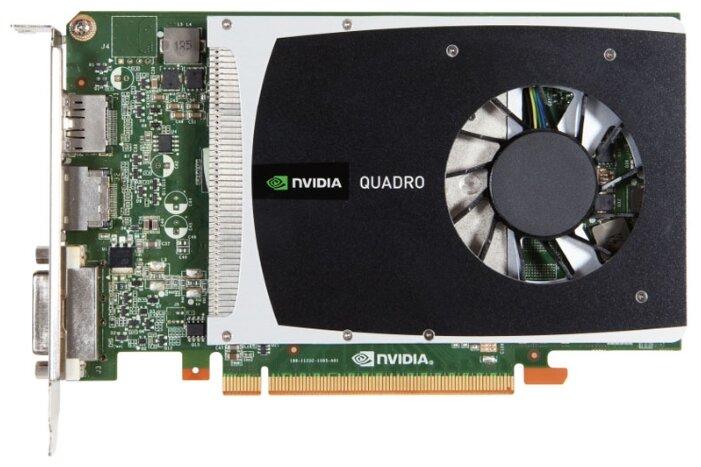 Leadtek Видеокарта Leadtek Quadro 2000 625Mhz PCI-E 2.0 1024Mb 2600Mhz 128 bit DVI