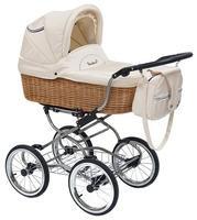 Универсальная коляска Reindeer Eco-Leather (2 в 1)