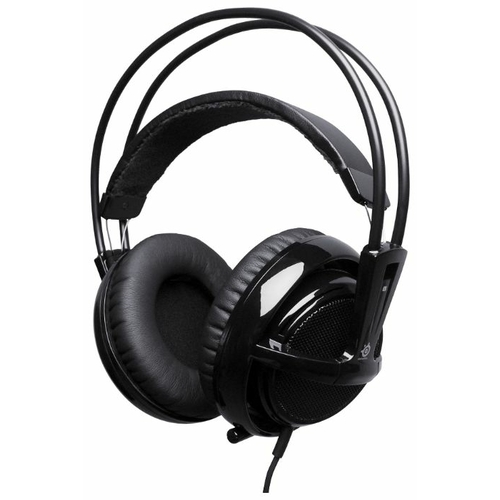 Компьютерная гарнитура SteelSeries Siberia Full-size Headset v2 USB