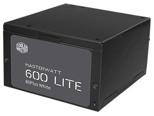 Cooler Master Блок питания Cooler Master MasterWatt Lite 230V 600W