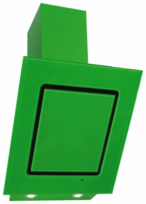 ELIKOR Каминная вытяжка ELIKOR Оникс 60 зеленый