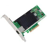 Ethernet 10GbE CNA single port Intel X540T1 (X540T1BLK), PCIe 2.1 x8, 1xRJ45 (10GBASE-T), LP